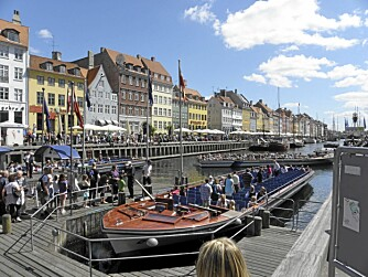 STORBYIDYLL: København er et populært valg når nordmenn skal på storbytur.