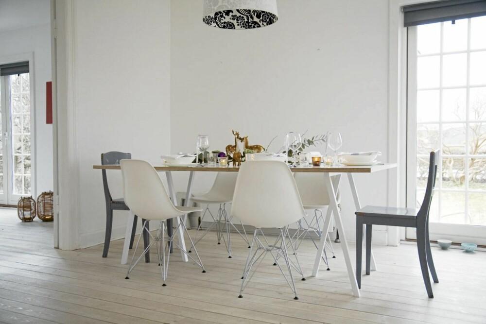 LEKKERT: Flotte møbler og lekker design hos Casa Shop.