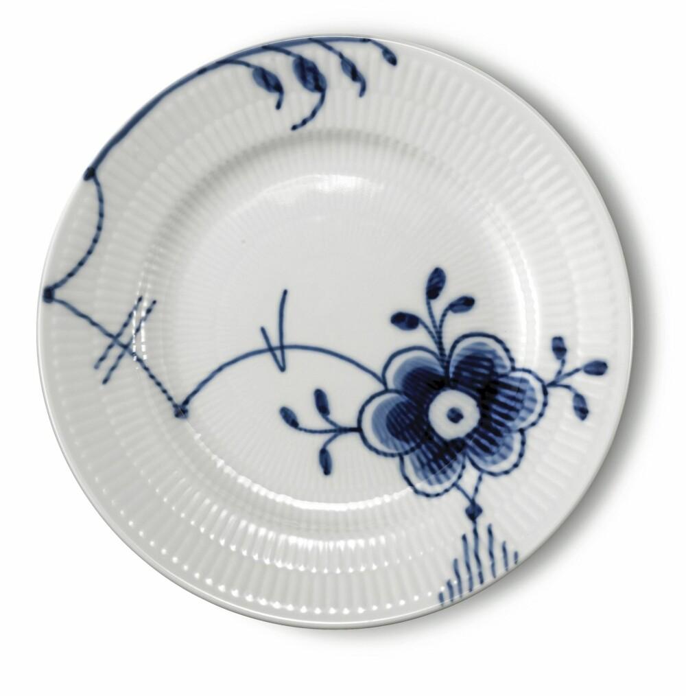 KONGELIG: Royal Copenhagen er en av verdens fremste produsenter av porselen.