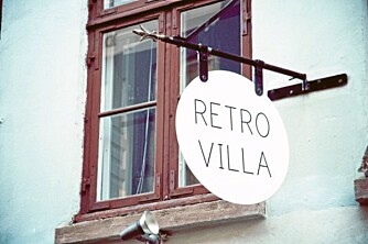 RETRO: Gå på skattejakt etter vintage tapeter ogf retromønstre hos Retrovilla.