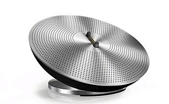TRENDY TEKNOLOGI: Kjøpt lyd og teknologi hos Bang & Olufsen.