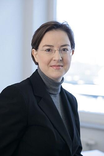 SMAKSSANSENE REAGERER: - Lav luftfuktighet og vibrasjoner er flere faktorer som påvirker smaken, sier Claudia Ling, kommunikasjonssjef ved Lufthansa Service Holding LSGskychefs.