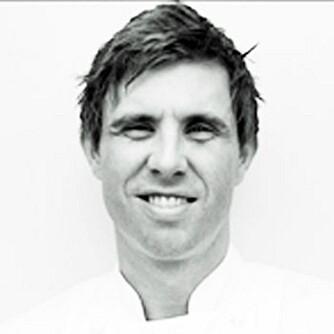 BRUKER URTER: Tor Ivar Berg, kokk og kjøkkensjef ved Gastro Catering.