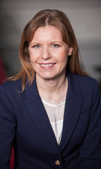 FORBRUKERØKONOM: Christine Warloe i Nordea.