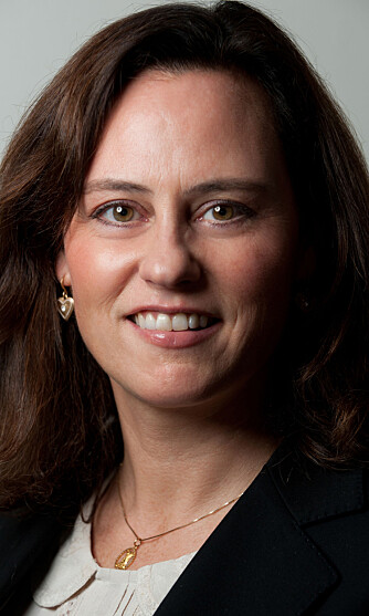 MATVETT: Anne Marie Schrøder er kommunikasjonssjef i ForMat-prosjektet, som er matbransjens satsning på å redusere matsvinnet i Norge.