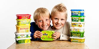 BEST I TEST: Vita hjertego' kåres til testvinner i vår test av smør og margarin.