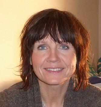 RIMELIGERE LØSNINGER: Henriette Øien, avdelingsdirektør ved Avdeling forebygging i helsetjenesten ved Helsedirektoratet, mener at man fint kan spise sunt for en rimelig penge om man velger litt andre løsninger. For eksempel - frosne fiskefileter i stedet for ferske.
