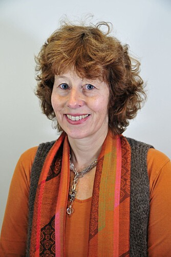 EKSPERT PÅ MAT SOM KULTUR: Marianne Elisabeth Lien, professor i sosialantropologi. FOTO: Privat.