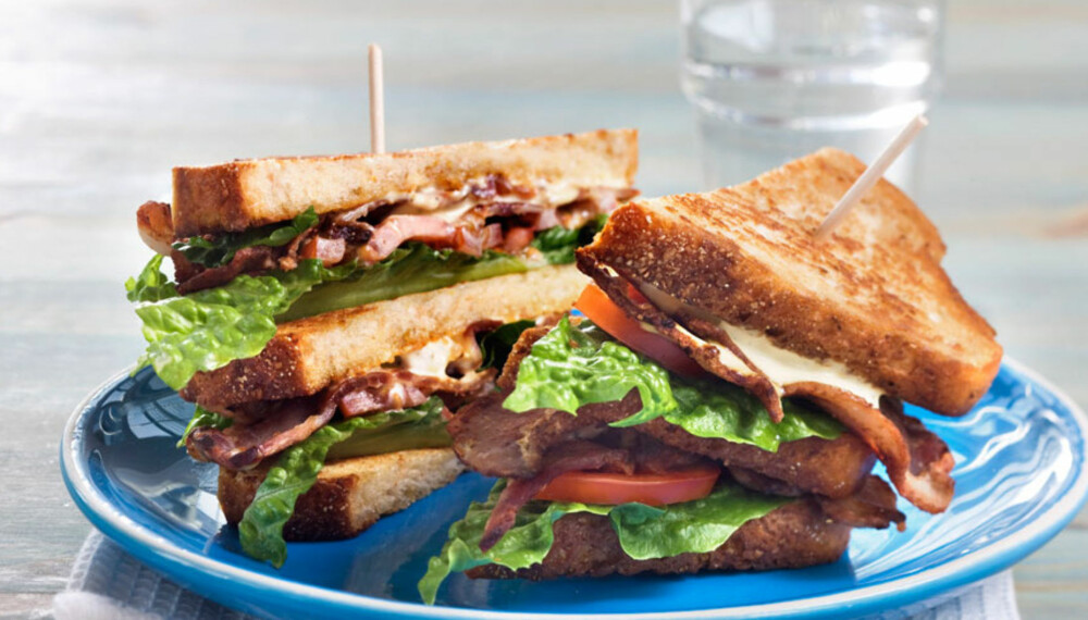 Dagens rett: BLT-sandwich