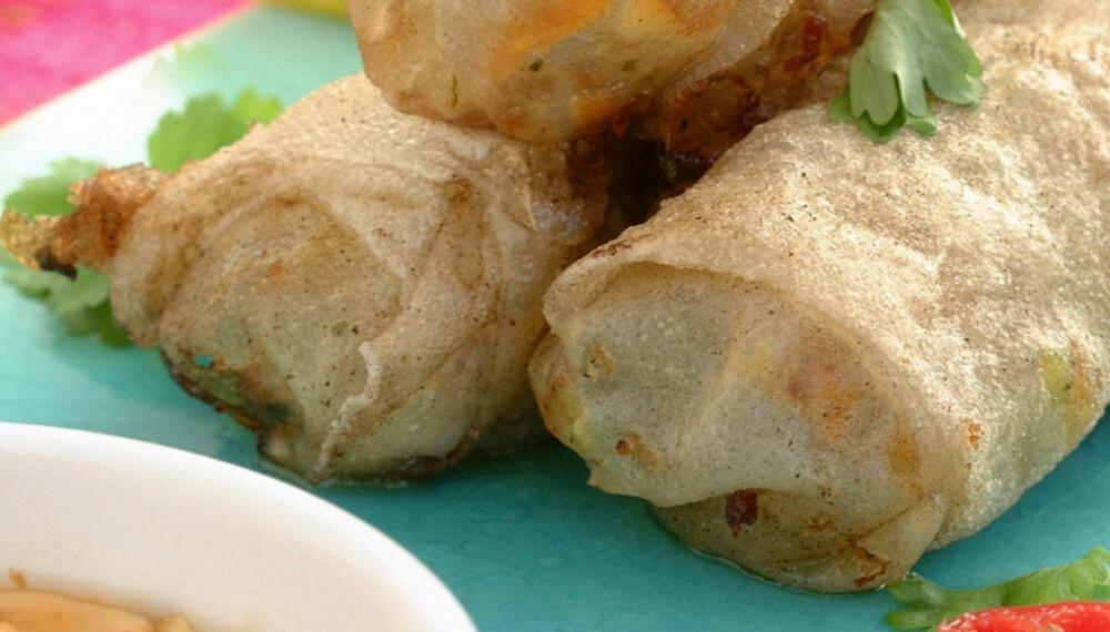 Dagens rett: Vietnamesiske vårruller - Cha gio