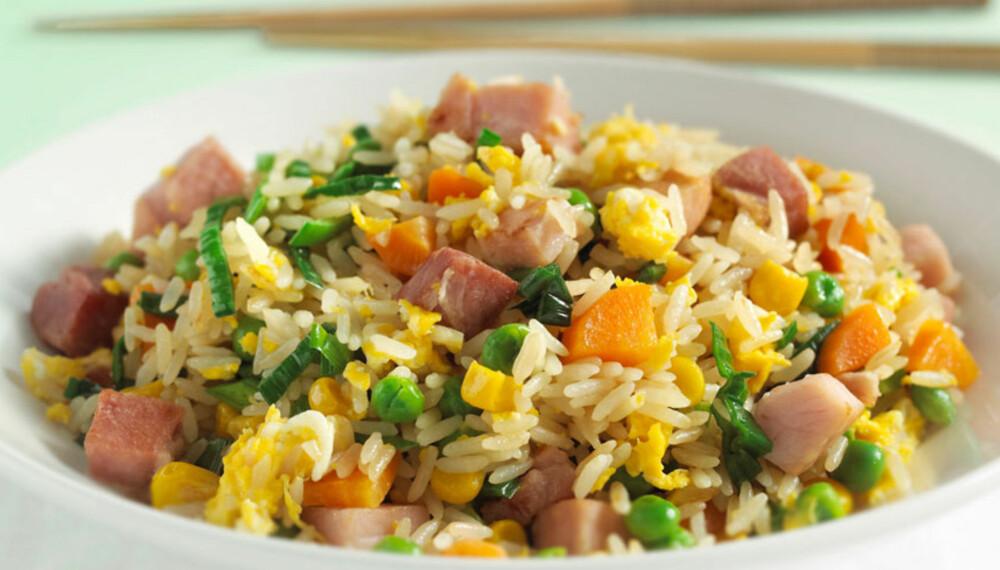 Dagens rett: Stekt ris