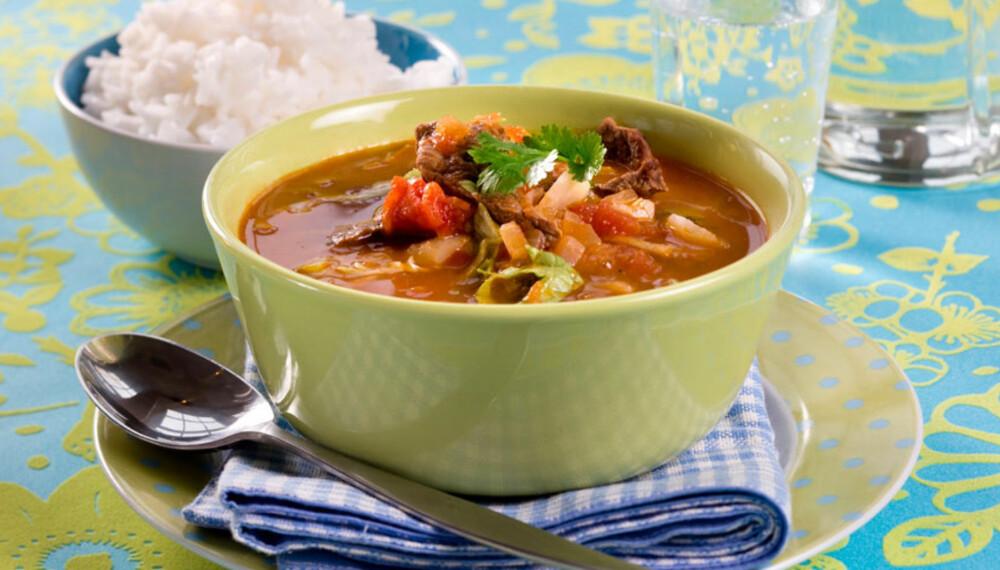 Dagens rett: Suppe fra Mauritius