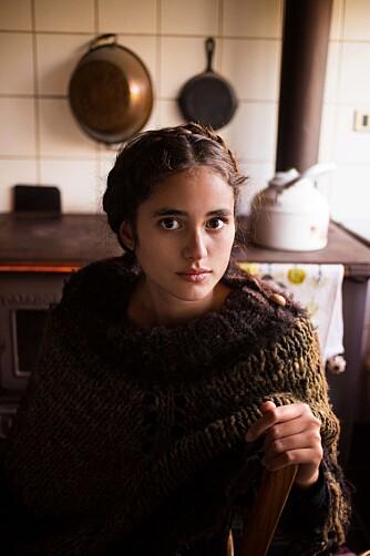 NOROM OM FOTO: - Jeg prøver å fange øyeblikk av oppriktighet og ro. Her har hun fotografert en chilensk kvinne i byen El Paico.