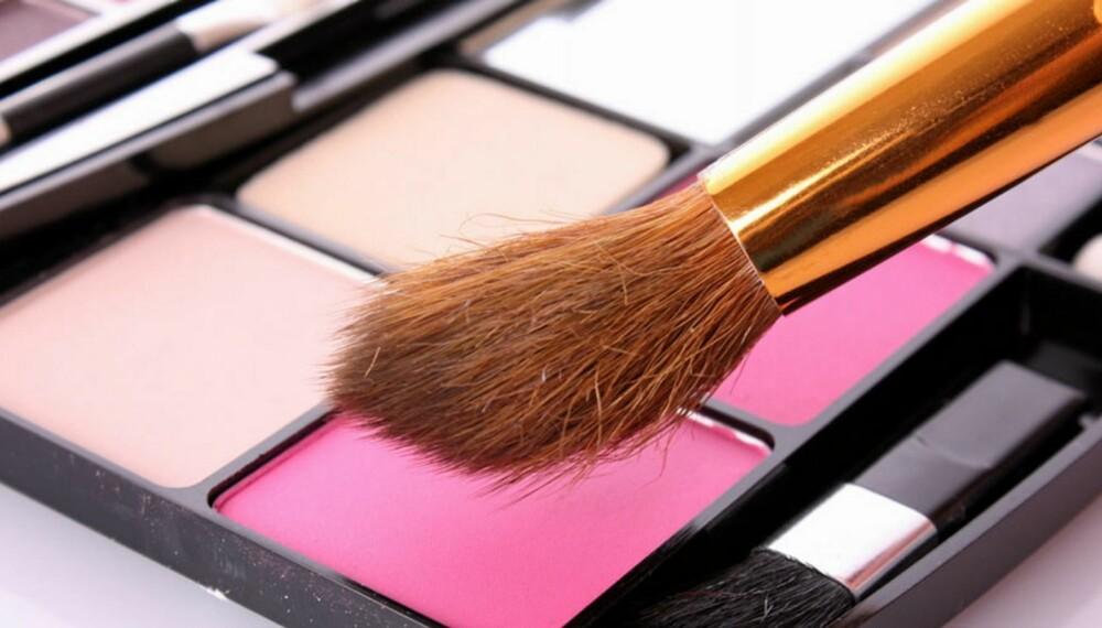 RØD ROUGE: Visste du at enkelte røde farger i sminken er noe av det verste du kan bruke på huden din?