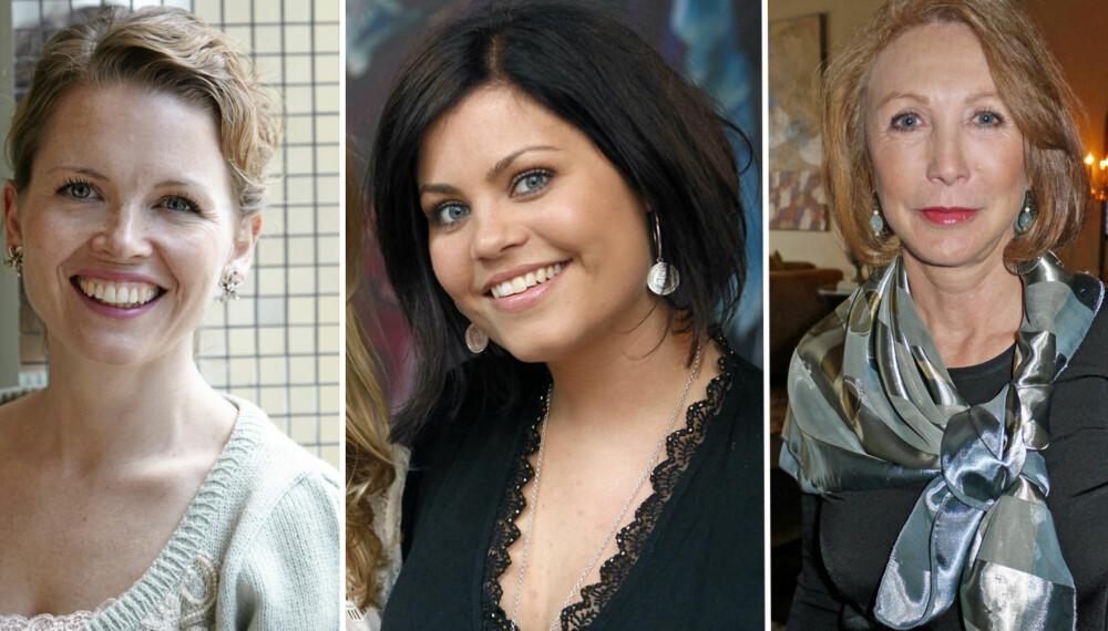 KVINNELIGE GRÜNDERE MED SUKSESS: Cecilie Melli, Celine Engelstad og Jane Iredale deler sine tips for å lykkes som sin egen sjef.