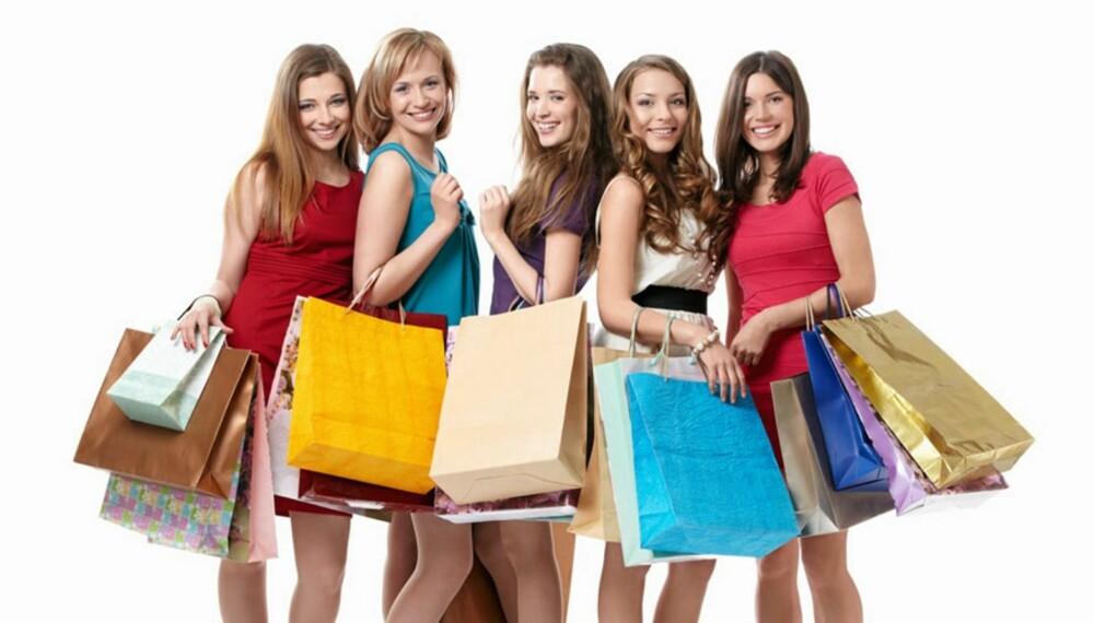 VÅRSHOPPING: Få inspirasjon til vårens shopping fra vår redaksjon!