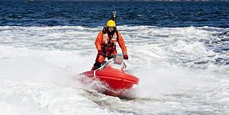 Rescue runner Redningsselskapet Stavern R/S Stormbull