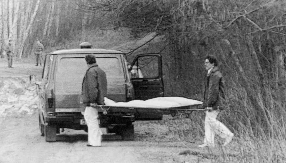 Man håpet i det lengste på at Elin skulle bli funnet i live. Men to dager etter forsvinningen ble hennes døde kropp funnet i skogen Grünewald.
