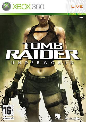 Tomb Raider: Underworld er på plas i butikkene idag 21. november.