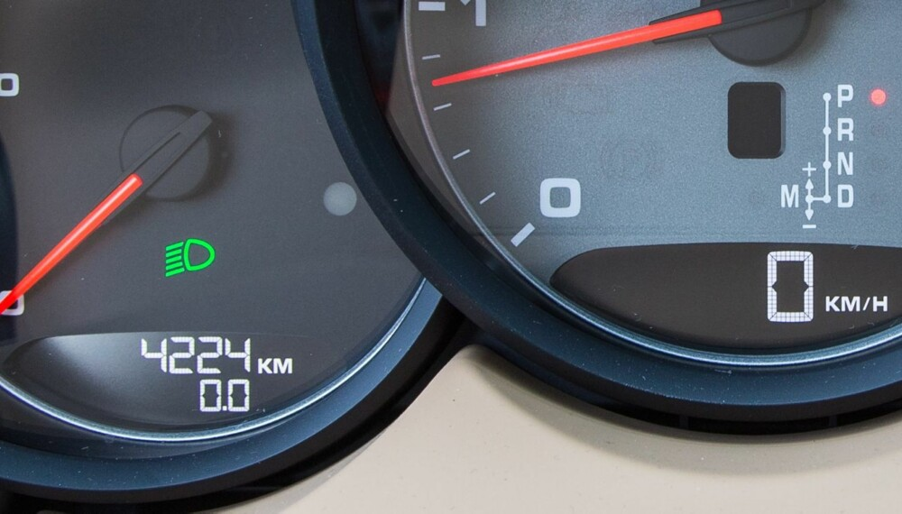 TEKNO-JUKS: Svindel med kilometertelleren foregår i dag hovedsakelig elektronisk ved at bilens styresystemer manipuleres. ILLUSTRASJONSFOTO: Terje Bjørnsen