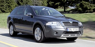 Skoda Octavia bruktbil 2005-2010