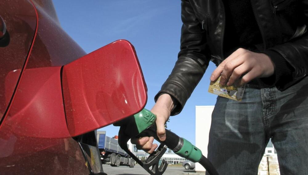 SPAR PENGER: Velg riktig motor, og spar penger. FOTO: