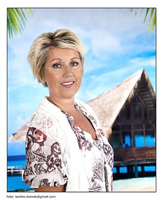 GIR TIPS: Star Tours informasjonssjef, Elisabeth Larsen-Vonstett, forteller hvordan du bør ta vare på passet.