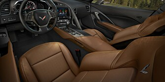 The all-new 2014 Chevrolet Corvette Stingray interior blends fine materials and craftsmanship with advanced technologies to deliver a more connected and more engaging driving experience.