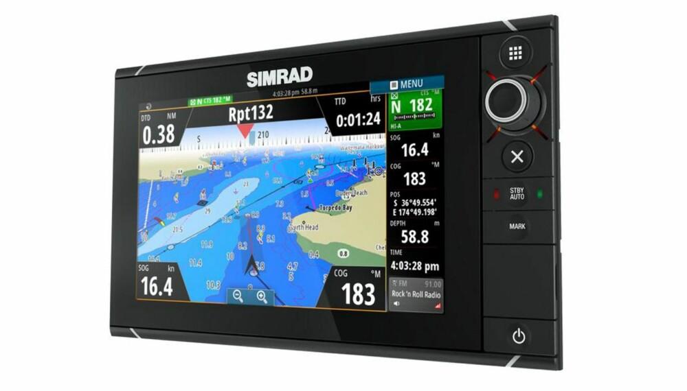 KARTVALG: NSS evo2 leveres med bakgrunns-kart for hele verden. Og som detaljert navigasjonskart har man flere valg; Navionics eller C-MAP MAX-N elektroniske, lagdelte kart eller NV-Chart som er en skannet løsning (kart kun for Sør-Norge og sørover).