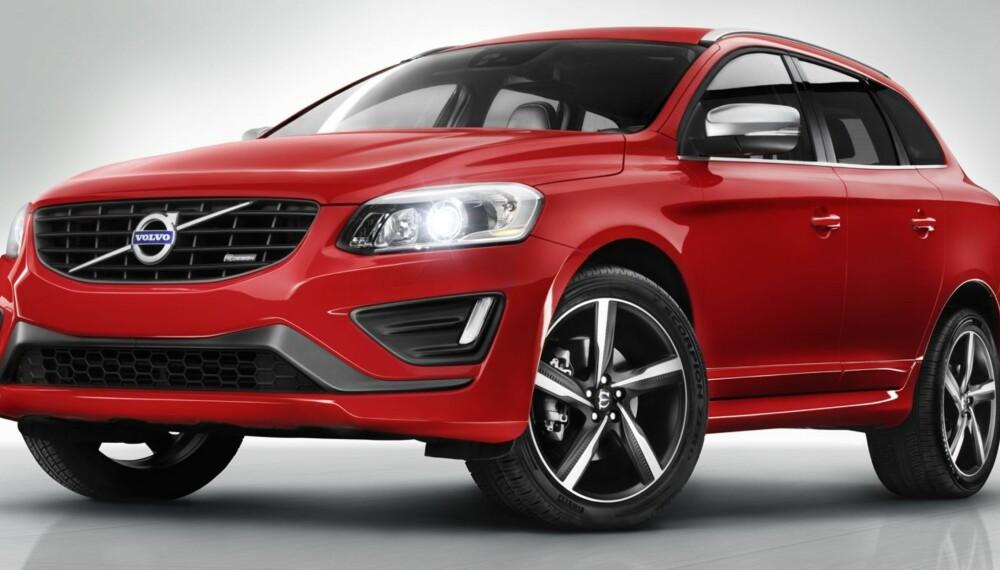 GJERRIGERE: Volvo kommer med nye motorer som både skal ha bedre ytelser, men lavere forbruk. FOTO: Volvo