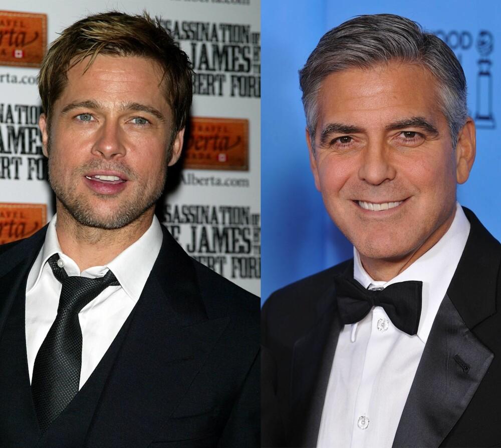 HOT ELLER NOT?: Helt ærlig; Har du noen gang sett deg selv i speilet og følt deg som en ekte Brad Pitt eller en hot George Clooney? Vi sier ikke at du tar feil. Men det er altså ikke 100 prosent sikkert at du er helt på sporet av noe heller...