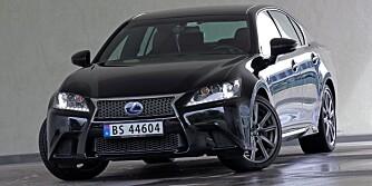 FORNØYD: Lexus topper samtlige kategorier i tilfredshetsundersøkelsen AutoIndex 2013 som Loyalty Group International har gjennomført for NAF.