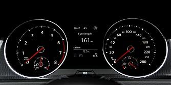 Volkswagen Golf GTI VII 3 x GTI test juni 2013