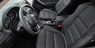 Oslo 27042012 Mazda CX-5 AWD