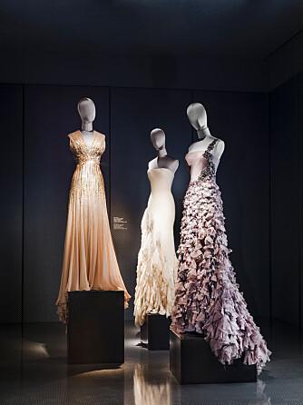 SE, MIN KJOLE: Motemuseet Costume Gallery i Pitti Palace rommer flere kjoler enn selv klesskapet til Donatella Versace gjør ..