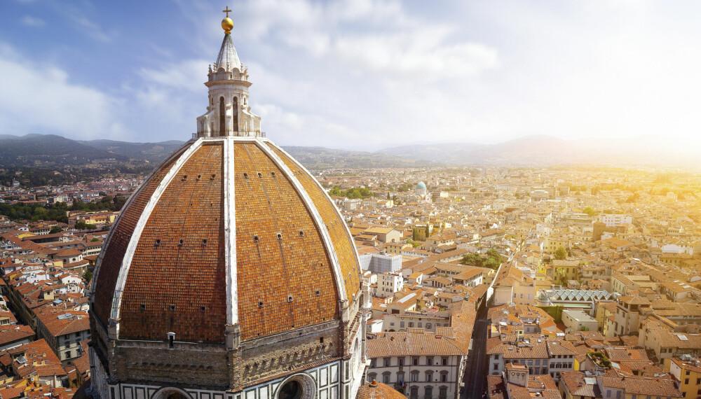 DEILIGE ITALIA: En langhelg i Firenze er en god blanding mellom shopping, god mat og kultur.