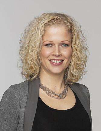 VIKTIG MED RIKTIG FAKTOR: Fagsjef i Skintific AS Ann-Kristin Stokke, råder deg til å alltid bruke faktor 15 eller høyere.