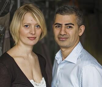 SADONI: Sadoni er et familiedrevet firma som ble startet av Trude og Hamid Sadoni i 2003.