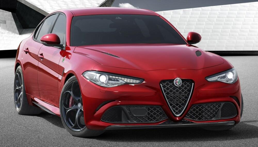 b235957fa Liten tvil om at Alfa fortsatt kan designe biler - Motor