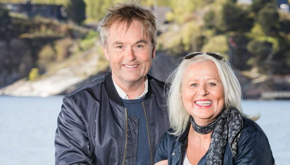 KRISTINS ENGEL: Kristin Andersen har fått et nytt liv. Nå kaller hun bare Dag Erik Pedersen for «Engelen».