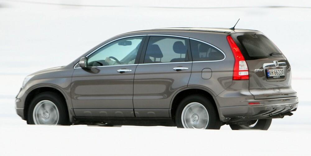 MOTOR: På motorfronten kan du velge mellom 2,0-liter 150 hk bensin eller 2,2-liter 140 hk. FOTO: Egil Nordlien, HM Foto