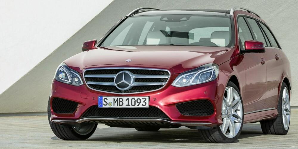 OMFATTENDE: Den hittil største oppgraderingen i Mercedes' historie, lover produsenten. Svaret får vi om et par måneder, når de første bilene kommer til landet.