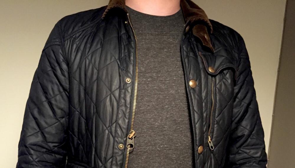 HERRETRENDENE SOM TILHØRER 2015: - Selv om disse jakkene dog er meget klassiske, har alt sin grense. Denne grensen ble definitivt nådd i 2015, sier PR-agent og moteblogger Henrik Skansen om de quiltede jakkene.