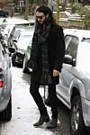 Beskytte sko om vinteren Menn