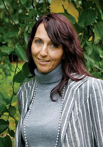Par- og familieterapeut Kate Elin Søyland.