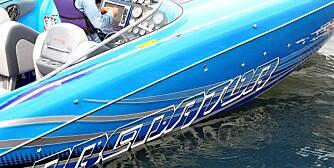 Predator 337, Predator Boats, test 2013