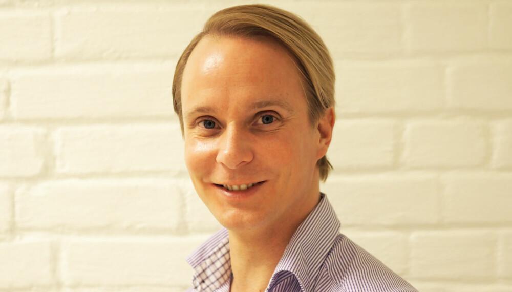 - NÅ ER DET LOV, KARER: Tidligere radiovert og realitystjerne Petter Pilgaard slår et slag for plastikkirurgi for menn. Selv har han tatt både botox og hårtransplantasjon.