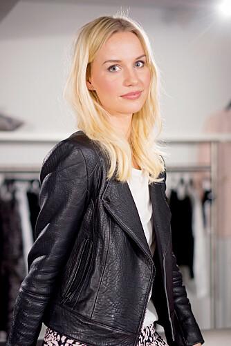 KARINE THYNESS: Det Nyes redaktør Karine Thyness (31) måtte fjerne en liten del av livmorhalsen.