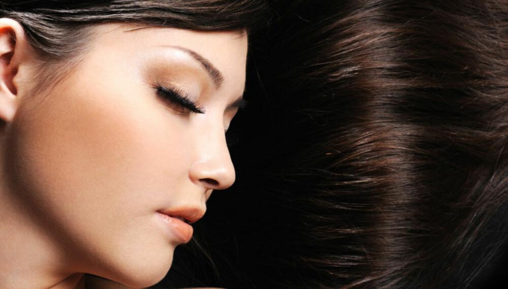 Vakkert hår gir mer sex