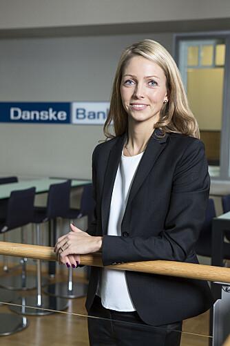 MÅ FÅ KUNNSKAP: - Det kan være mer utfordrende og vanskelig for barn og unge å forstå hva penger faktisk er. Det gjør at det kreves mer kunnskap om økonomi nå enn tidligere, sier Maria Setsaas, forbrukerøkonom hos Danske Bank.